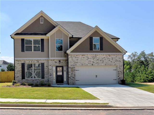 3016 Cove View Court, Dacula, GA 30019 (MLS #6636721) :: North Atlanta Home Team