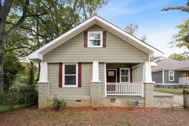 1387 Avon Avenue SW, Atlanta, GA 30310 (MLS #6636766) :: Rock River Realty