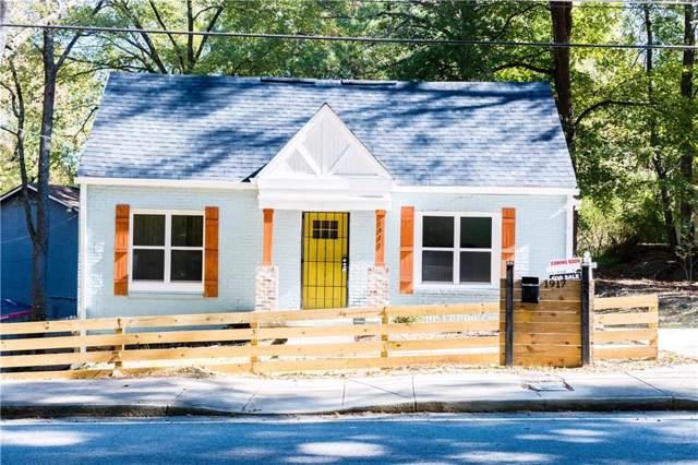 1917 Joseph E Boone Boulevard NW, Atlanta, GA 30314 (MLS #6636819) :: Charlie Ballard Real Estate