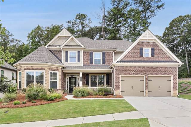 424 Hathaway Avenue, Woodstock, GA 30188 (MLS #6636853) :: North Atlanta Home Team