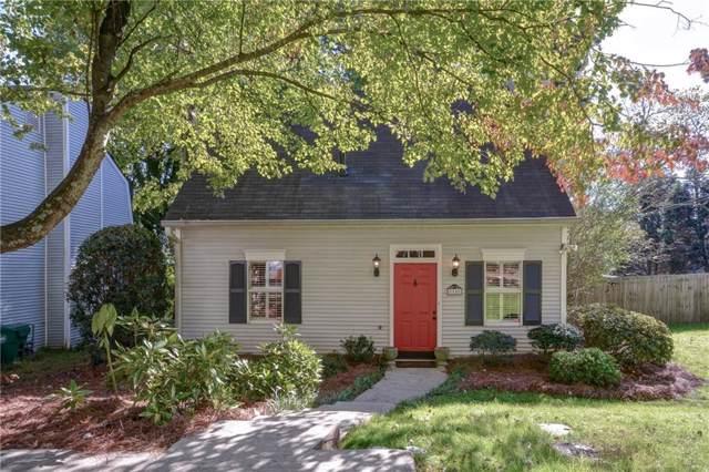 1145 Haven Brook Lane NE, Brookhaven, GA 30319 (MLS #6636856) :: North Atlanta Home Team