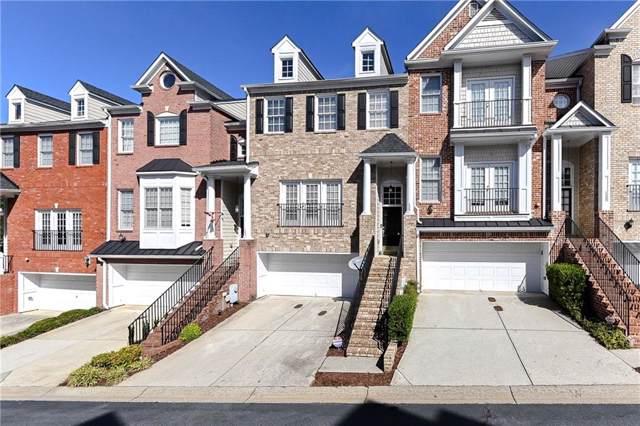 1225 Creekside Place SE, Smyrna, GA 30082 (MLS #6636885) :: North Atlanta Home Team
