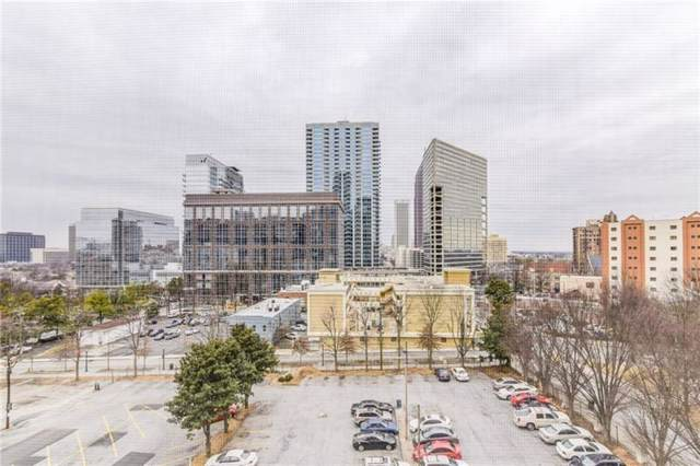 300 Peachtree Street 5C, Atlanta, GA 30308 (MLS #6636958) :: The Zac Team @ RE/MAX Metro Atlanta