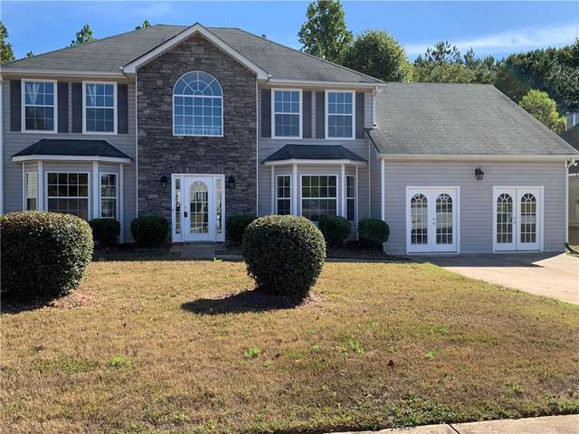 1602 Village Place Circle NE, Conyers, GA 30012 (MLS #6636994) :: North Atlanta Home Team