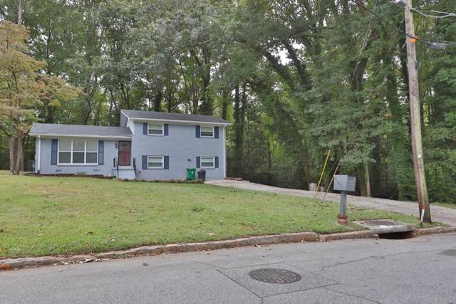 2436 Glenrock Drive, Decatur, GA 30032 (MLS #6637022) :: The North Georgia Group