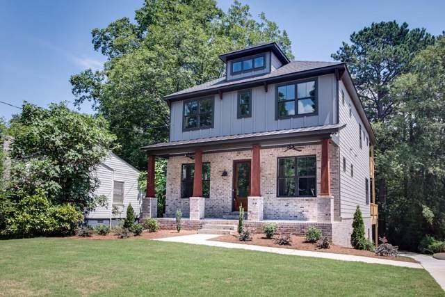 1135 Ralph Road NE, Atlanta, GA 30324 (MLS #6637070) :: Charlie Ballard Real Estate