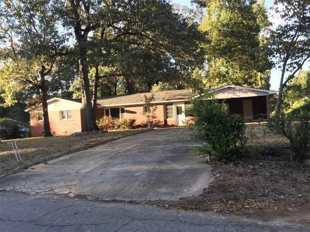 100 Hemlock Street, Warner Robins, GA 31093 (MLS #6637135) :: Charlie Ballard Real Estate