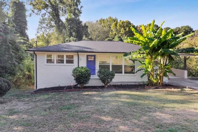 2913 Santa Monica Drive, Decatur, GA 30032 (MLS #6637166) :: Charlie Ballard Real Estate
