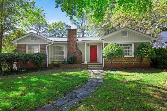 735 Burke Road, Atlanta, GA 30305 (MLS #6637175) :: Path & Post Real Estate