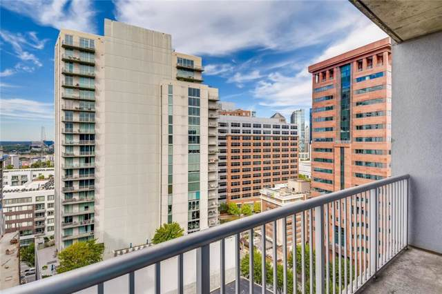 44 Peachtree Place NW #1827, Atlanta, GA 30309 (MLS #6637195) :: Dillard and Company Realty Group