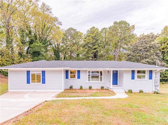 3152 Columbia Woods Drive, Decatur, GA 30032 (MLS #6637207) :: North Atlanta Home Team