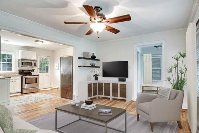 1945 Woodland Hills Avenue NW, Atlanta, GA 30318 (MLS #6637230) :: Charlie Ballard Real Estate