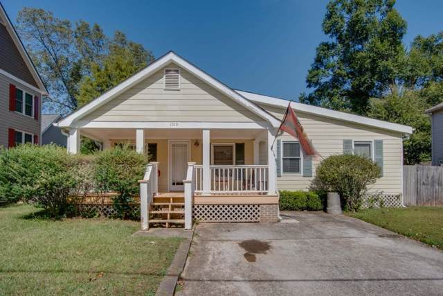 1519 Mercer Avenue, College Park, GA 30337 (MLS #6637310) :: Charlie Ballard Real Estate