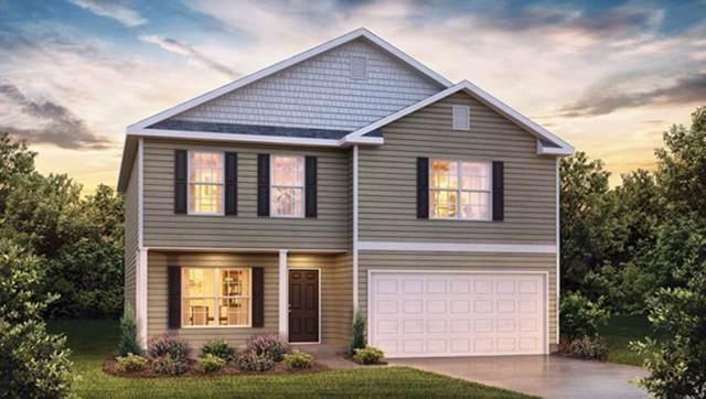 1256 Brookstone Circle NE, Conyers, GA 30012 (MLS #6637376) :: Charlie Ballard Real Estate