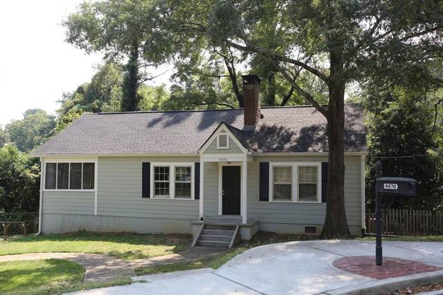 4470 Seminole Drive, Acworth, GA 30101 (MLS #6637479) :: Charlie Ballard Real Estate