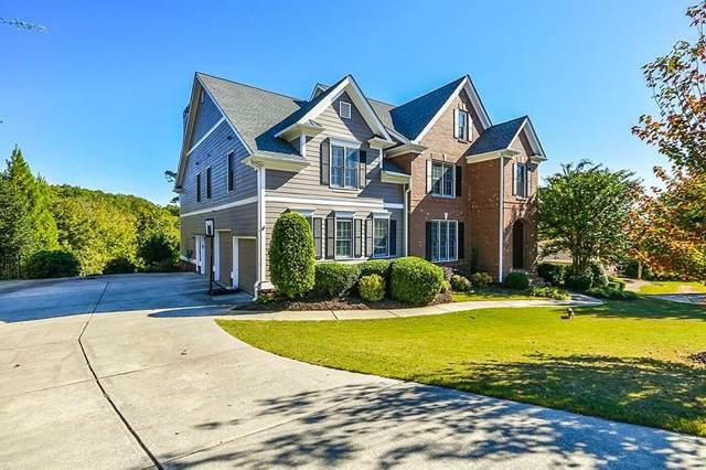 523 Crested Hawk Ridge, Canton, GA 30114 (MLS #6637480) :: Charlie Ballard Real Estate