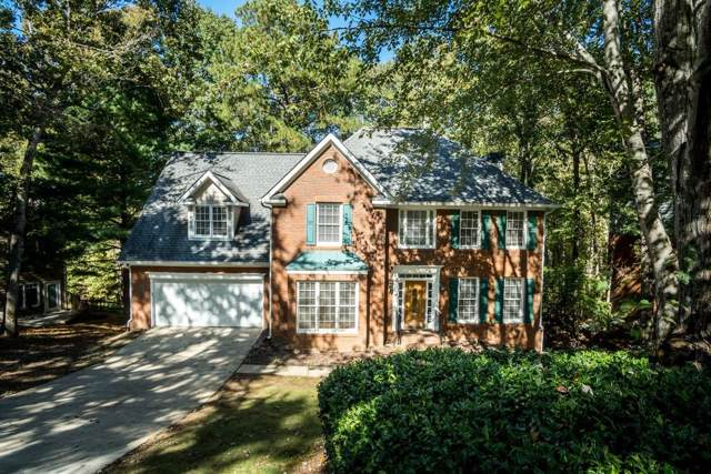 1512 Maplewood Court, Woodstock, GA 30189 (MLS #6637518) :: Dillard and Company Realty Group