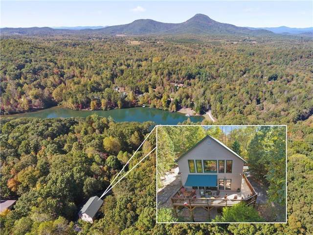 739 Cedar Hollow Road, Cleveland, GA 30528 (MLS #6637525) :: Dillard and Company Realty Group