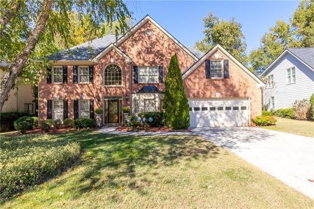 11915 Leeward Walk Circle, Alpharetta, GA 30005 (MLS #6637531) :: North Atlanta Home Team