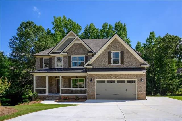 929 Heritage Lake Way, Grayson, GA 30017 (MLS #6637590) :: Charlie Ballard Real Estate