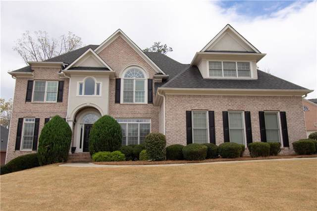 869 Woodleaf Park Drive, Mableton, GA 30126 (MLS #6637616) :: North Atlanta Home Team
