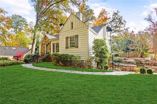 4093 N Ivy Road NE, Atlanta, GA 30342 (MLS #6637628) :: Dillard and Company Realty Group