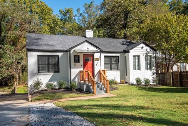 1683 Emerald Avenue SW, Atlanta, GA 30310 (MLS #6637679) :: Charlie Ballard Real Estate