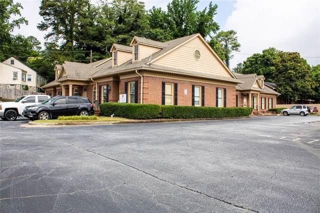 1151 Cleveland Avenue B, Atlanta, GA 30344 (MLS #6637701) :: North Atlanta Home Team
