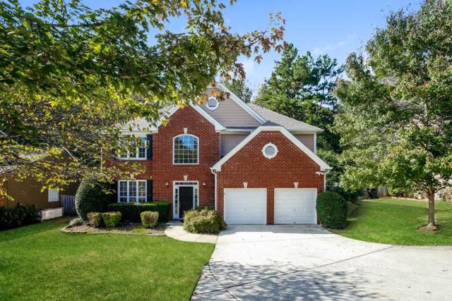 646 Holland Road, Powder Springs, GA 30127 (MLS #6637774) :: Kennesaw Life Real Estate