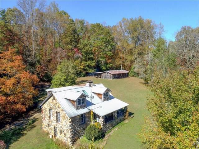 732 Gaddistown Road, Suches, GA 30572 (MLS #6637852) :: Charlie Ballard Real Estate