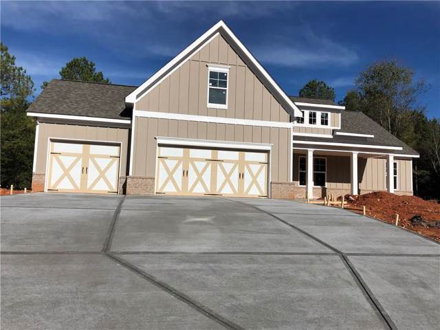 1001 Riverstone Drive, Social Circle, GA 30025 (MLS #6637885) :: Charlie Ballard Real Estate