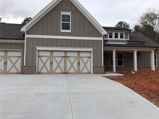 1005 Riverstone Drive, Social Circle, GA 30025 (MLS #6637893) :: Charlie Ballard Real Estate