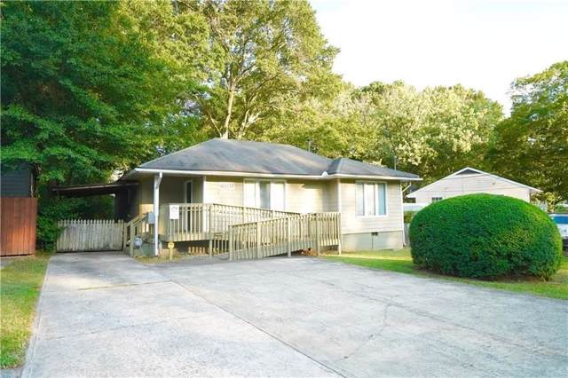 4607 Buford Drive, Chamblee, GA 30341 (MLS #6637897) :: North Atlanta Home Team