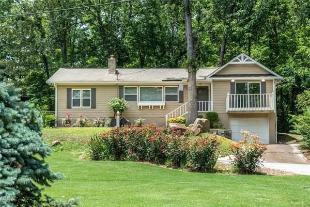 197 Lakeshore Circle, Acworth, GA 30101 (MLS #6637900) :: North Atlanta Home Team
