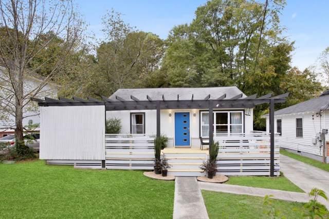 596 Woods Drive, Atlanta, GA 30318 (MLS #6637918) :: Charlie Ballard Real Estate