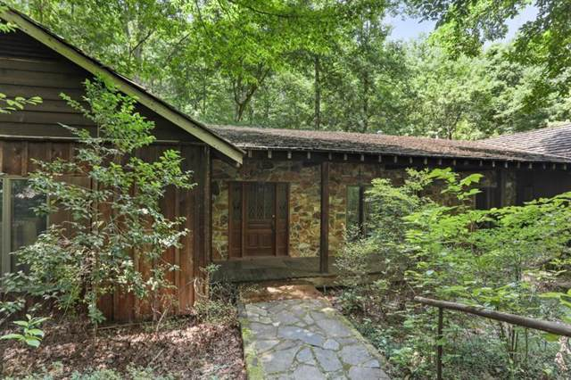 7 Wildwood Valley, Sandy Springs, GA 30350 (MLS #6637970) :: North Atlanta Home Team