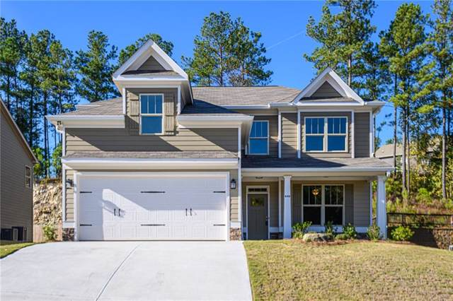 446 Longwood Drive, Dallas, GA 30132 (MLS #6637982) :: North Atlanta Home Team