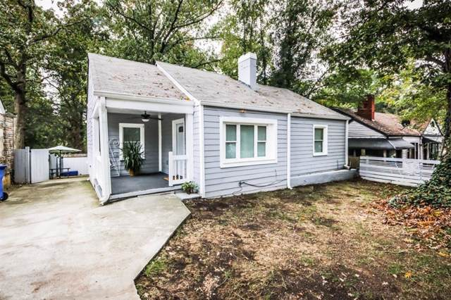 1290 Westboro Drive SW, Atlanta, GA 30310 (MLS #6638008) :: Charlie Ballard Real Estate
