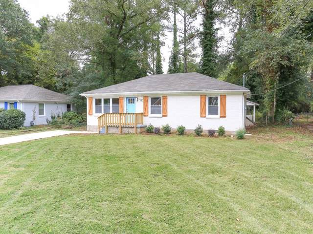 1533 Columbia Circle, Decatur, GA 30032 (MLS #6638041) :: Charlie Ballard Real Estate