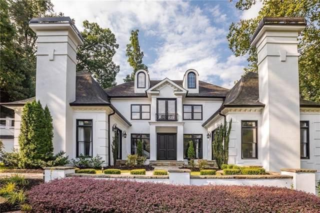861 Carlton Ridge NE, Atlanta, GA 30342 (MLS #6638075) :: North Atlanta Home Team