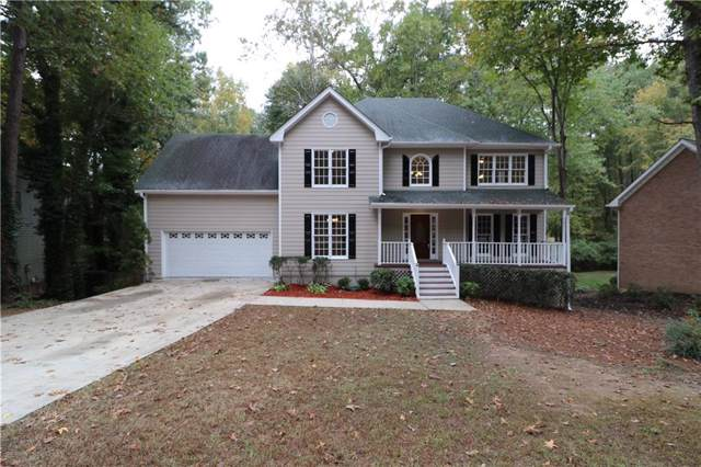 2591 Rock Point Lane, Snellville, GA 30039 (MLS #6638080) :: North Atlanta Home Team