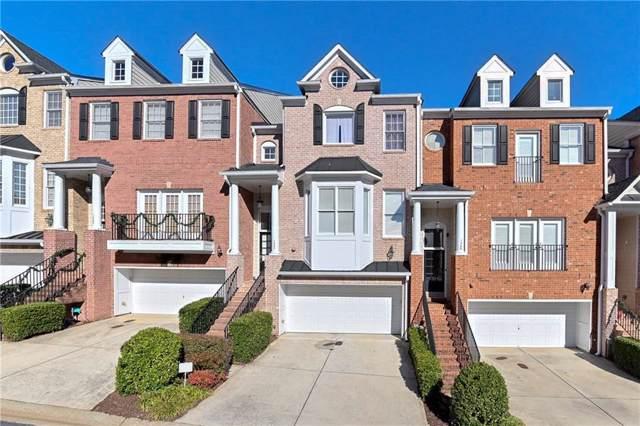 1267 Creekside Place SE, Smyrna, GA 30082 (MLS #6638082) :: RE/MAX Prestige