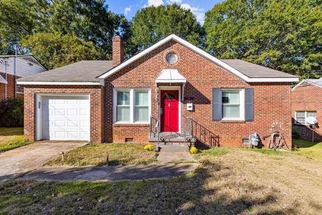 861 Sylvan Place SW, Atlanta, GA 30310 (MLS #6638095) :: RE/MAX Prestige