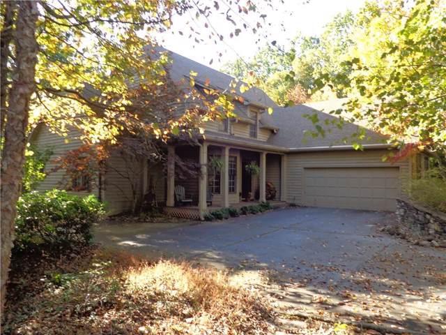135 Woodstream Point, Big Canoe, GA 30143 (MLS #6638141) :: North Atlanta Home Team