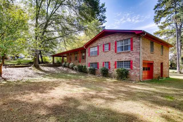 2591 Morgan Road NE, Marietta, GA 30066 (MLS #6638153) :: North Atlanta Home Team