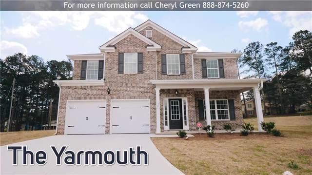 1519 Judson Way, Riverdale, GA 30296 (MLS #6638196) :: North Atlanta Home Team