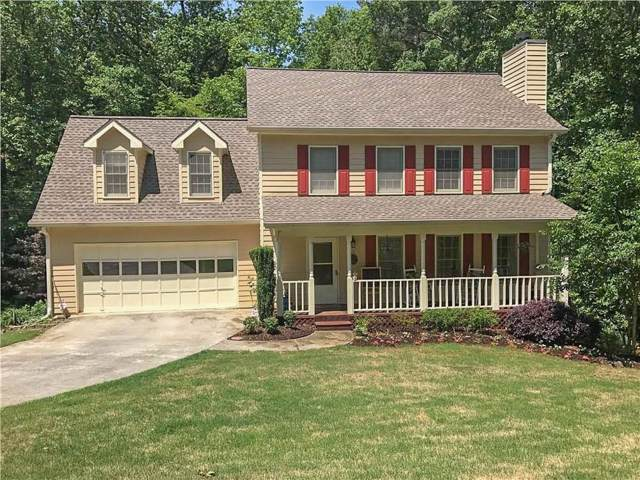 1625 Corinth Court, Stone Mountain, GA 30087 (MLS #6638352) :: North Atlanta Home Team