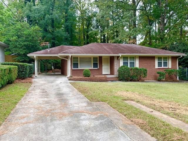 1189 Franklin Circle NE, Atlanta, GA 30324 (MLS #6638408) :: North Atlanta Home Team