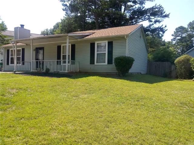 6134 Marbut Farms Chase, Lithonia, GA 30058 (MLS #6638432) :: Charlie Ballard Real Estate