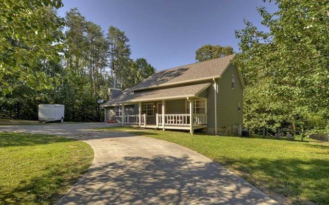 43 Forest Cove Drive, Morganton, GA 30560 (MLS #6638497) :: North Atlanta Home Team
